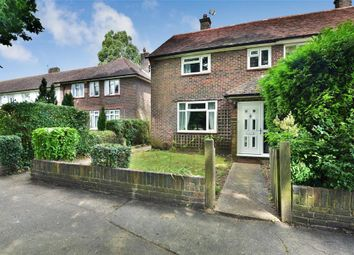Thumbnail 2 bed end terrace house for sale in Bletchingley Road, Merstham, Redhill, Surrey