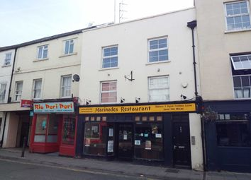 Thumbnail 2 bed flat to rent in Flat 2 56A High Street, Cheltenham, Gloucestershire