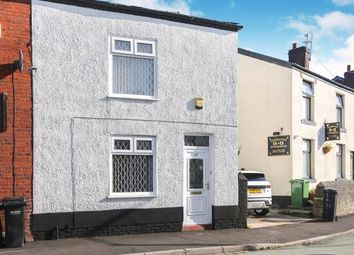 Thumbnail 2 bedroom end terrace house for sale in Mount Pleasant, Hazel Grove, Stockport, Chehsire