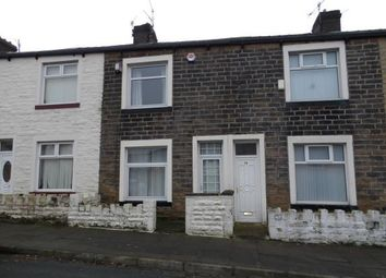 Thumbnail 2 bed terraced house for sale in Ebor Street, Burnley, Lancashire