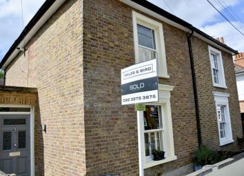 Thumbnail 3 bed semi-detached house for sale in St. Johns Road, Hampton Wick, Kingston Upon Thames