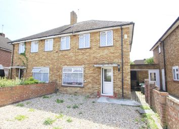 Thumbnail 3 bed semi-detached house for sale in Evelyns Close, Hillingdon
