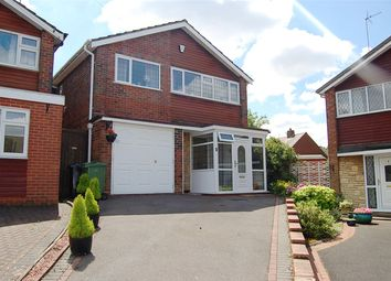 Thumbnail 3 bed detached house for sale in Hopyard Close, Lower Gornal