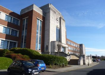 Thumbnail 2 bed flat for sale in Wills Building, Wills Oval, Little Benton, Newcastle Upon Tyne