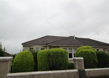 Thumbnail 2 bed semi-detached bungalow for sale in Calderwood Road, Glasgow