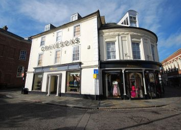 Thumbnail 1 bed flat to rent in Market Place, Hertford