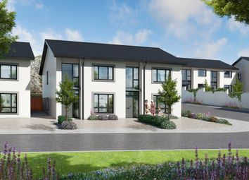 Thumbnail 3 bed semi-detached house for sale in Hamilton Hill At Barnageeragh Cove, Skerries, County Dublin
