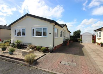 Thumbnail 3 bed mobile/park home for sale in Gloucester Road, Tewkesbury