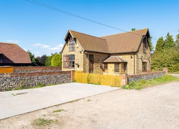 Thumbnail 3 bedroom detached house for sale in Old House Lane, Hartlip, Sittingbourne