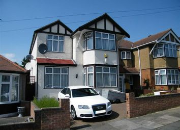 Thumbnail 5 bed semi-detached house for sale in Merrivale Avenue, Redbridge, Essex