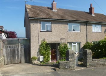 3 bed semi-detached house for sale in Ruffetts Close, Chepstow NP16