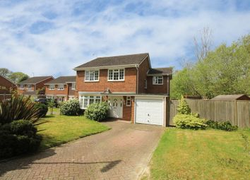 Thumbnail 4 bed detached house for sale in St. Annes Road, Crawley