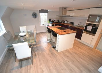 Thumbnail 3 bed flat to rent in Holles Crescent, The Park, Nottingham