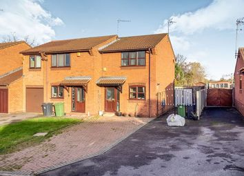 Thumbnail 2 bed semi-detached house for sale in Windsor Close, Heanor