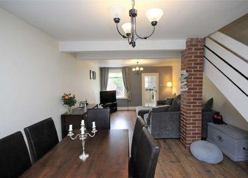 Thumbnail 2 bedroom terraced house for sale in Omdurman Street, Ferndale Road Area, Swindon