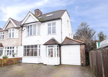 Thumbnail 4 bed semi-detached house for sale in Green Lane, New Eltham, London