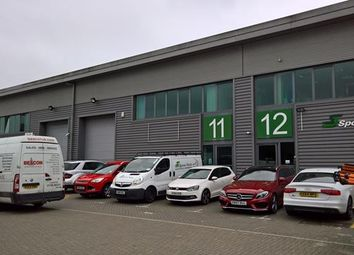 Thumbnail Light industrial for sale in Unit 11 Dolphin Point, Dolphin Way, Purfleet, Essex