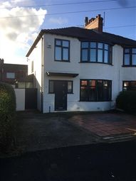 Thumbnail 3 bed property for sale in Sulby Drive, Preston