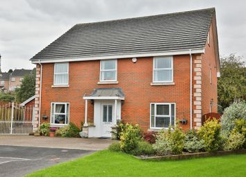 Thumbnail 6 bed detached house for sale in Brentwood Place, Ebbw Vale, Blaenau Gwent