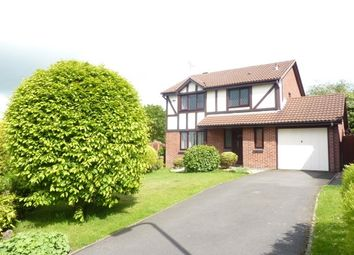 Thumbnail 3 bed property to rent in Chaffinch Drive, Uttoxeter