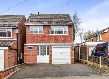 Thumbnail 3 bed detached house for sale in Cannock Road, Cannock