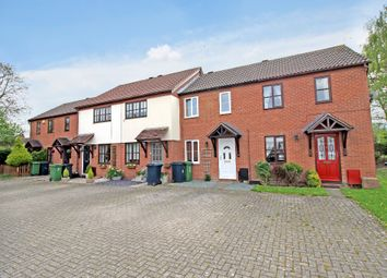 Thumbnail 2 bedroom terraced house for sale in Park Meadow, Minsterley