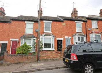 Thumbnail 2 bed terraced house to rent in Orchard Road, Hitchin