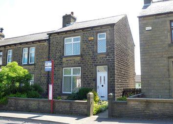 Thumbnail 3 bedroom end terrace house for sale in Blackmoorfoot Road, Crosland Moor, Huddersfield