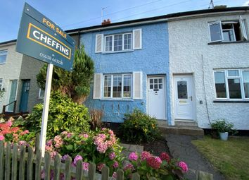 Thumbnail 3 bed terraced house for sale in New Cheveley Road, Newmarket
