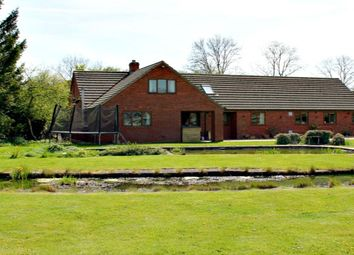 Thumbnail 6 bed detached bungalow for sale in Ufton Road, Harbury