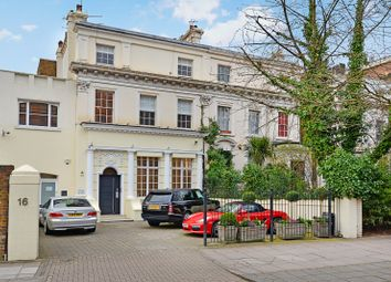 Thumbnail 4 bed flat to rent in Finchley Road, St Johns Wood