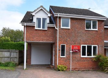 Thumbnail 4 bed property for sale in Blackthorn Close, South Wonston, Winchester