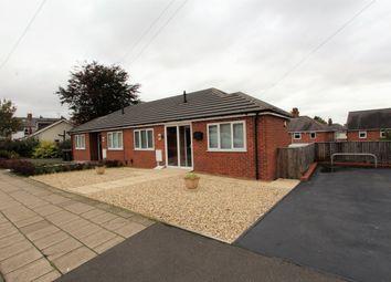 Thumbnail 3 bed semi-detached house for sale in Sandy Lane, Hucknall, Nottingham