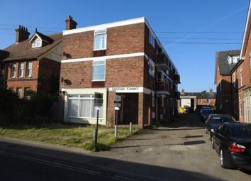 Thumbnail 2 bed flat to rent in High Street, Leiston, Suffolk