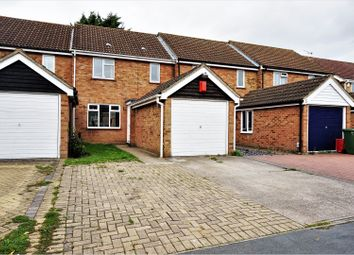 Thumbnail 3 bed terraced house for sale in Fraser Close, Basildon