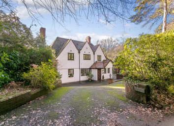 Thumbnail 4 bed detached house for sale in Gillhams Lane, Haslemere, Surrey