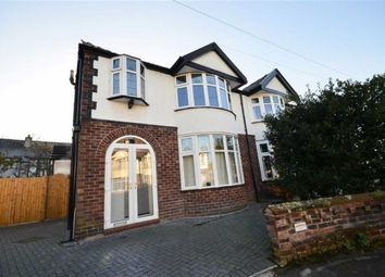 Thumbnail 3 bed semi-detached house to rent in Anerley Road, Didsbury, Manchester, Greater Manchester