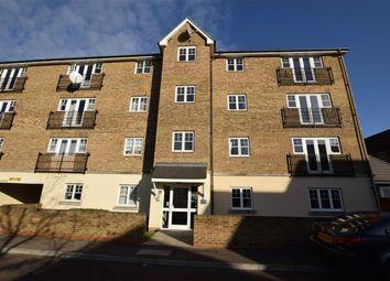 Thumbnail 2 bed flat for sale in Caspian Close, Purfleet, Essex