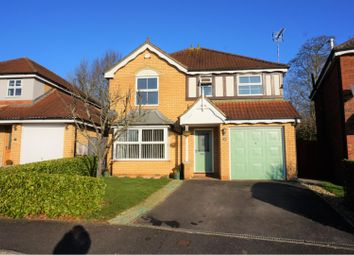Thumbnail 4 bed detached house for sale in Nash Green, Taunton
