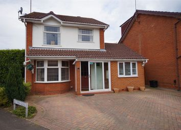 Thumbnail 3 bed detached house for sale in Stonea Close, Lower Earley, Reading, Berkshire