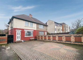 Thumbnail 3 bed semi-detached house for sale in Haworth Road, Bradford, West Yorkshire