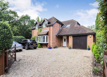 Thumbnail 4 bed detached house for sale in Poplar Lane, Bransgore, Christchurch