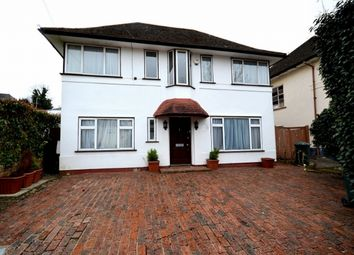 Thumbnail 4 bed detached house to rent in Broughton Avenue, Finchley Central, Finchley, London