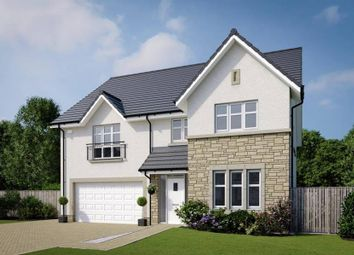"Thumbnail 5 bed property for sale in ""The Lewis"" at West Road, Haddington"