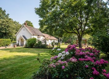 Thumbnail 3 bed detached house for sale in Church Hill, Starston, Harleston