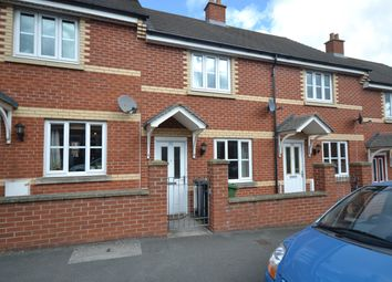Thumbnail 2 bed terraced house to rent in Monks Road, Exeter