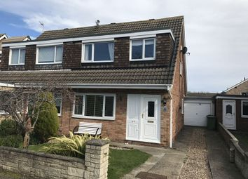 Thumbnail 3 bedroom semi-detached house for sale in The Grove, Jarrow