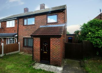 Thumbnail 3 bed semi-detached house for sale in Whinside Crescent, Rotherham, South Yorkshire