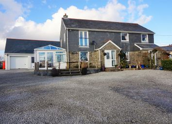 Thumbnail 5 bed detached house for sale in Darite, Liskeard