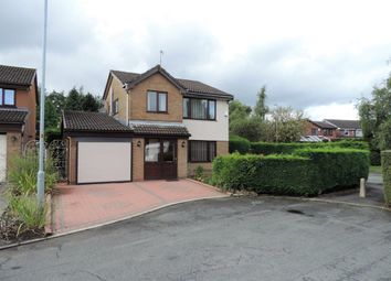 Thumbnail 4 bed detached house for sale in 17 Elderwood, Firwood Park, North Chadderton